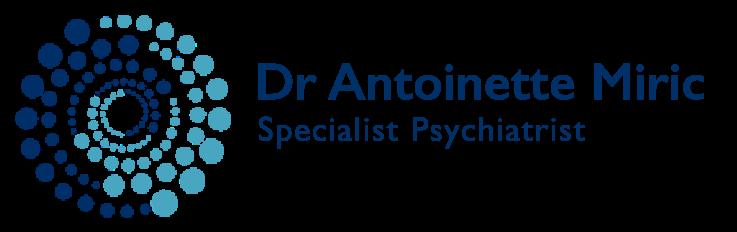 Logo-Dr-A.-Miric Psychiatrist